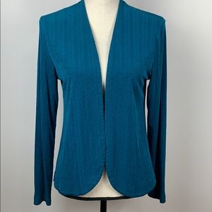 Chico's Long Sleeve Open Cardigan Size 1 (M/8)